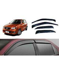 Door Window Visor/Rain Guard For Maruti Suzuki Alto K10 Set Of 4Pcs