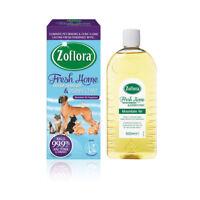 Zoflora 500ML Fresh Hogar Olor Amovedor y Desinfectante Mascotas Casa Perrera