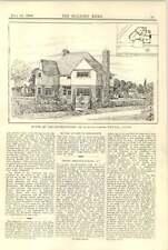 1908 Brook Grange Whitley Surrey Walter Sarel
