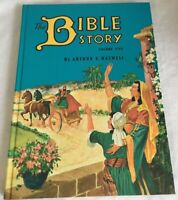 The Bible Story Book by Arthur S. Maxwell Volume 5 Five Hardcover 1955 Vintage