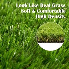 Artificial Green Grass Rug Landscape Decorative for Indoor/Outdoor Area,36x72