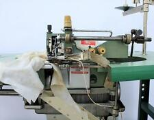 YAMATO Z6000 Serger 2-Needle 5-Thread Shirring Binder Industrial Sewing Machine
