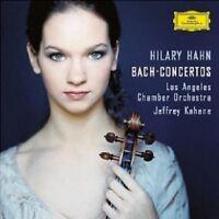 "HILARY HAHN ""VIOLINKONZERTE"" CD NEW+"