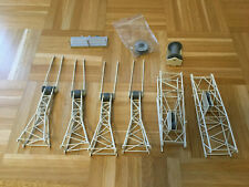 1:50 Conrad Terex Demag CC8800 Luffing Jib parts, drum and cable roller