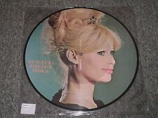 Brigitte Bardot Sings~2014 Reissue~Chanson Pop~Picture Disc~German IMPORT