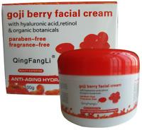 Goji Berry Face Facial Cream Moisturiser Hydrating Face Anti Aging Wrinkle Skin
