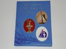 Encyclopaedia of The America's Cup in Stamps 1987 ~ Stamps & Hardback Book