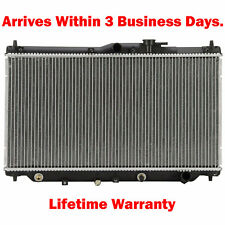 "19 New Radiator For Honda Accord 90-93 Prelude 92-96 2.2 L4 (1"" Thick Core)"