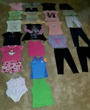 Lot of 23 Girls size 6/6x clothes