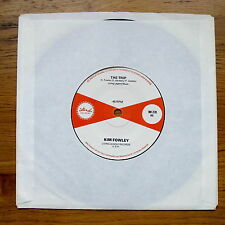 "KIM FOWLEY le voyage qui ISLAND RECORDS 7"" VINYL SINGLE"