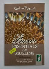 BASIC ESSENTIALS FOR MUSLIMS | ISLAMIC BOOK | MADRASAH | MOSQUE
