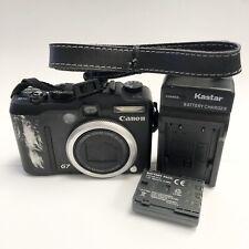 Canon Powershot G7 10MP Digital Camera