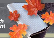 """6"""" x 200lf Gutter Guard , Gutter Cover, Leaf Shelter, Leaf Cover, Gutter Shield"""