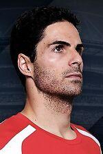 Foto de fútbol > Mikel Arteta Arsenal 2014-15