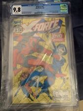 X-FORCE #11 ~ CGC 9.8 ~ 1st real Domino appearance ~  Deadpool app