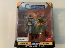 DC universe classics Batman Robin DYNAMIC DUO 2 pack EXCLUSIVE very RARE