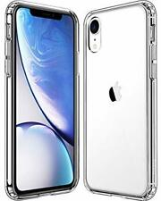 Mkeke Compatible with iPhone XR Case,Clear Anti-Scratch Shock Clear