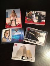Cryptozoic DC Supergirl Stagione 1 omegahedron Rosso Deco Foil Trading Card Single