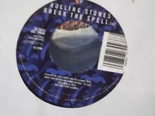 45L*ROLLING STONES BREAK THE SPELL / ALMOST HEAR YOU SIGH ON COLUMBIA RECORDS