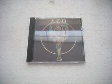 L.T.D. / LOVE TO THE WORLD - USA CD opened