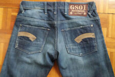 G-STAR RAW Heller Low Boot Cut Jeans in Vintage Aged Fall Denim