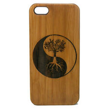 Tree of Life Case for iPhone 7 Plus Bamboo Wood Phone Cover Celtic Druid Irish