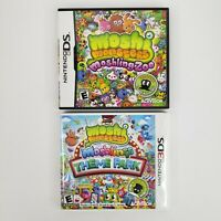 2 Moshi Monsters Nintendo DS Games Moshling Zoo 3DS Moshlings Theme Park TESTED