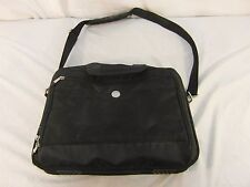 Black Dell Computers Carrying Handles Load Of Pockets Laptop Carry Case 31506