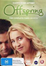 Offspring - Series 3 - Brand New - Region 4 - Australian Seller