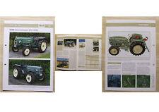 4 x tornillos para culatas MWM 226.6 motor Fendt favorito 12s tractor 612