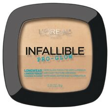 LOREAL Infallible Pro Glow Lasting Powder Highlighter CREAMY NATURAL 22
