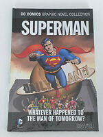 Superman What Happened To The Man Of Tomorrow? DC Comics Graphic Novel Vol 63