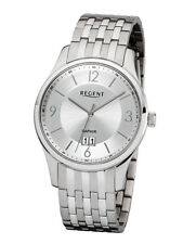 Regent Men's Watch UM-1608 Analogue Stainless Steel Silver