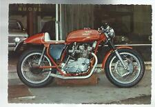 CARTOLINA  originale moto motorbike bsa b.s.a. roket 3  750 3 cilindri 210 km h