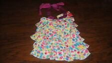 NWT NEW BOUTIQUE BABY SARA 12M 12 MONTHS POLKA DOT DRESS
