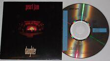 PEARL JAM CD-MAXI DAUGHTER + BLOOD LIVE (CARDSLEEVE) UK