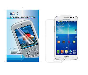 For Samsung Galaxy Win  Pro G3812 Clear Screen Protector Foil LCD Cover Guard