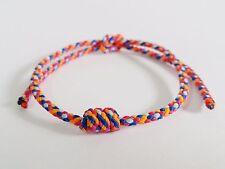 Authentic Thai Blessed Buddhist Wristband Fair Trade Wristwear Multicolor #55