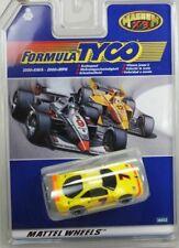 TYCO Magnum X-3 Ferrari F40 Yellow 36652 by Mattel Slot Car