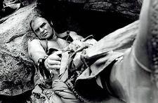 """1972 Vintage SILVER GELATIN Photo actor Burt Reynolds in """"Deliverance"""" movie"""