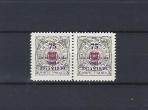 Portugal - Geographica Society Nice Pair MNH
