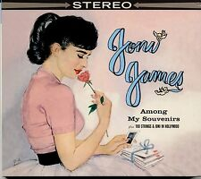 Joni James: AMONG MY SOUVENIRS + 100 STRINGS & JONI IN HOLLYWOOD (2 LPS ON 1 CD)