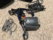 Sony Dcr-Trv22 Digital Mini Dv Handycam Camcorder Video Transfer with bag