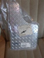 New MOPAR Diamond Plate Mud Flaps Part No. 82207809