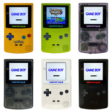 Gameboy Color FunnyPlaying Q5 2.0 XL IPS Console Backlit LCD Screen GBC Game Boy