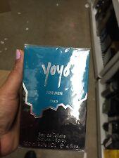 Yoyo Paris by yoyo man cologne 4 oz Eau de toilette spary RARE