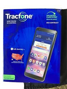LG Journey TFLGL322DCP - 16GB - Black (Tracfone) Smartphone