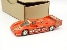 Kit De Inicio Montado SB 1/43 - Porsche 962 Swap Shop Sebring Winner 1985 N°8