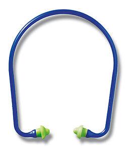 MOLDEX Pura Band 6600 EAR DEFENDER BANDED EAR PLUGS-SNR:22dB-FREE UK P&P