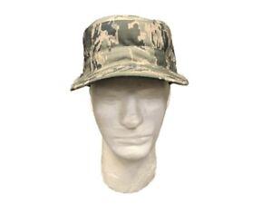 USAF ABU Tiger Stripe Patrol Cap Hot Weather 50/50 Nylon Cotton New US MADE